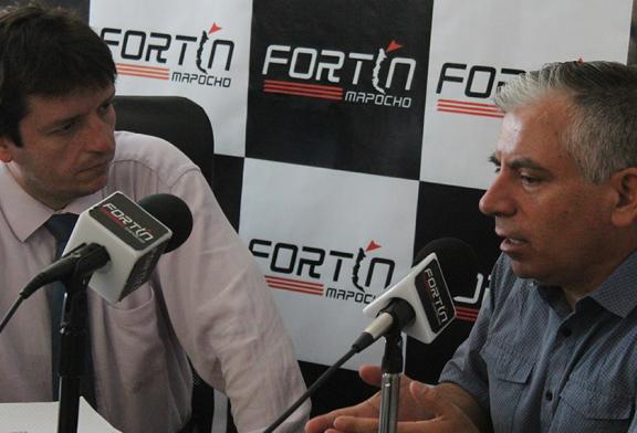 El Fortín Mapocho entrevista a nuestro Pdte. Regional