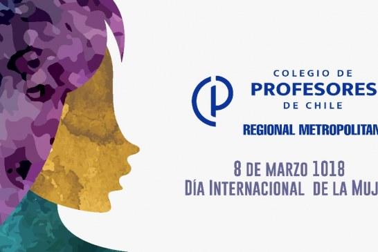 Regional Metropolitano conmemora Día Internacional de la mujer