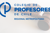 Documentos del gremio sobre evaluación docente y dictamen de Contraloría sobre extensiones horarias