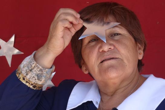 ¡Hasta siempre colega María Teresa Guerrero!