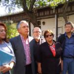 Colegio de Profesores se reúne con Alcalde Melo ante despido de dirigenta gremial comunal