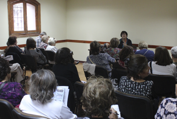 Con éxito se desarrolló segunda asamblea del Depto. de Profesores Jubilados del Regional