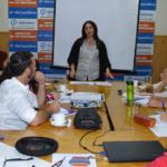 Exitoso encuentro con profesores de colegios subvencionados