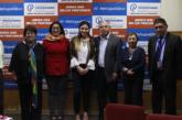 Seremi de educación visita y se reúne con el Regional Metropolitano