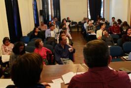 Asamblea regional marcada por llamado a movilizaciones e importantes informes