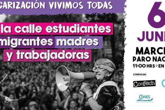 Este miércoles marchamos contra el sexismo en educación