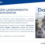 Se re-lanza la Revista 'Docencia': espacio de reflexión e investigación pedagógica del gremio