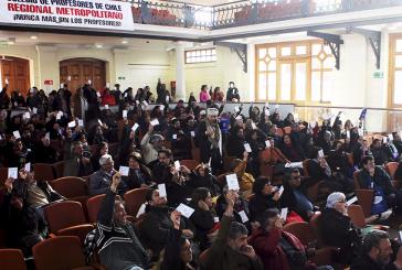 9 octubre: Circular votación de la consulta nacional estatutaria