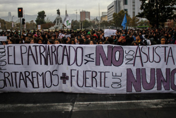 Miles marchan por una educación no sexista en todo Chile