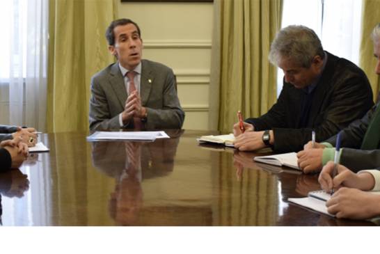 Alcalde Alessandri compromete el No cierre del Liceo Amunátegui