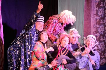 Exitosa obra teatral sobre prisión política en la Casa del Maestro