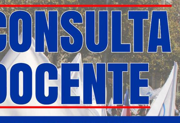 Convocatoria y materiales para Consulta Nacional: definiendo acciones tras respuesta del MINEDUC a petitorio docente
