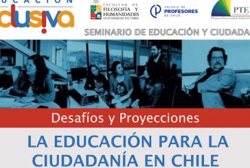 Seminario sobre Formación Ciudadana con participación de nuestro gremio