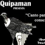 Show en vivo y gratuito de la banda Quipaman