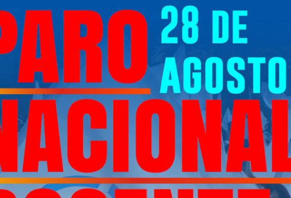 Carta de los Profesores de Chile a sus comunidades educativas, padres y apoderados
