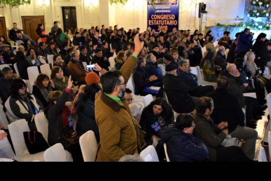 Tras plenaria nacional de Congreso Estatutario se definirá nuevo estatuto en consulta nacional