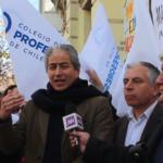 Campanazos y protestas inundaron establecimientos de la región esta mañana