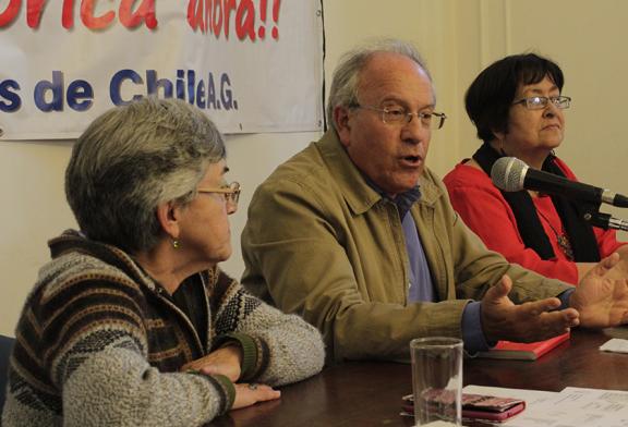 Tomás Hirsch anuncia Sesión Especial en el Congreso por Deuda Histórica