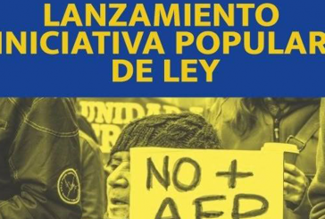 Importante reunión para impulsar Iniciativa Popular de Ley: NO + AFP