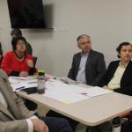 Taller técnico pedagógico sobre implementación y proyección de ley NEP