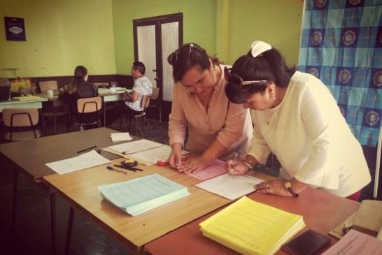 Se constituyen mesas y se inicia la Consulta Nacional Estatutaria en todo Chile