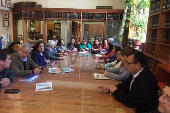 Mesa del sector público rechazó suspensión de cita con ministro de hacienda por negociación de reajuste 2019