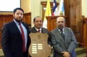 Profesor de La Florida es galardonado con premio Euclides 2018