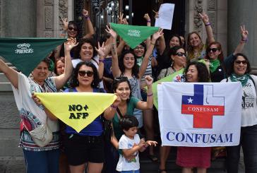 Colegio de Profesores se suma a la Huelga Nacional Feminista del 8 de marzo