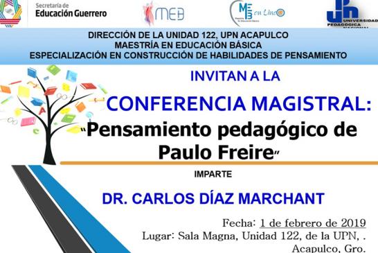 Presidente Metropolitano presenta sus libros en México