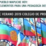 Taller de pedagogía descolonizadora incentiva diálogo entre profesores y mundo mapuche