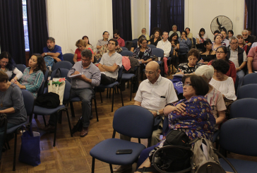 Con llamados a movilización finaliza primera asamblea regional del año