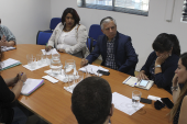 Represión en La Pintana es abordada en reunión con Seremi de Educación