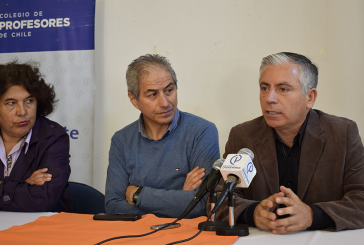 Magisterio informó características de la protesta nacional docente