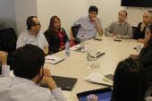 Gestiones ante autoridades para resolver situación en Lo Prado