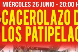 #CacerolazoDeLosPatipelados: Todo Chile a apoyar al magisterio en sus demandas
