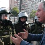 Video de dirigente Carlos Díaz Marchant dando su cátedra a Carabineros de Chile se hace viral