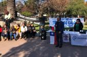Presidente Metropolitano fortalece el Paro con docentes de la Provincia de Talagante