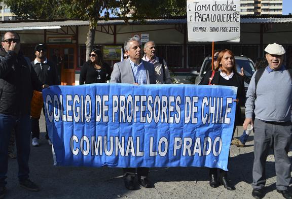 Desorden administrativo se agudiza en Barrancas y docentes amenazan con vuelta de movilizaciones