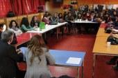 Encuentro con profesoras diferenciales en Quinta Normal