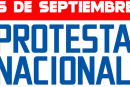 ¡Nos unimos! Convocatoria a protesta nacional para este jueves