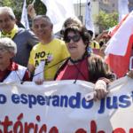 Masiva marcha contra las AFP volvió a llenar la Alameda