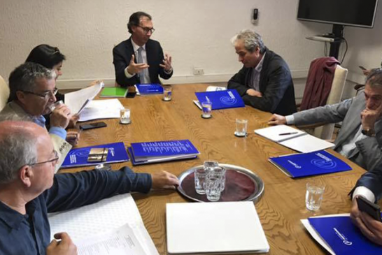 Segunda reunión de Mesa sobre la Deuda Histórica