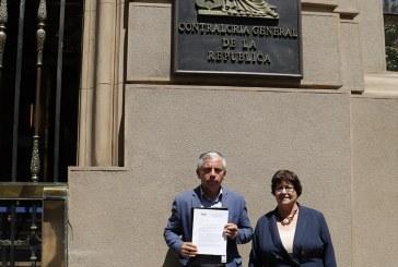 Regional Metropolitano entrega carta a Contraloría por ley que otorga titularidad a horas de extensión