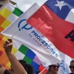 Más de 80 mil docentes marcharon en jornada de paralización nacional