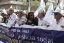 Más de 100.000 exigiendo Asamblea Constituyente en marcha por Paro del sector Educación