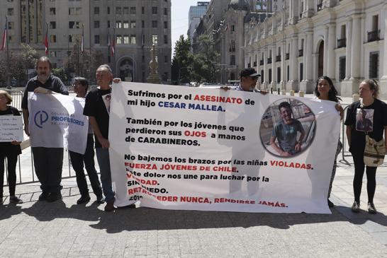 Justicia para César Mallea