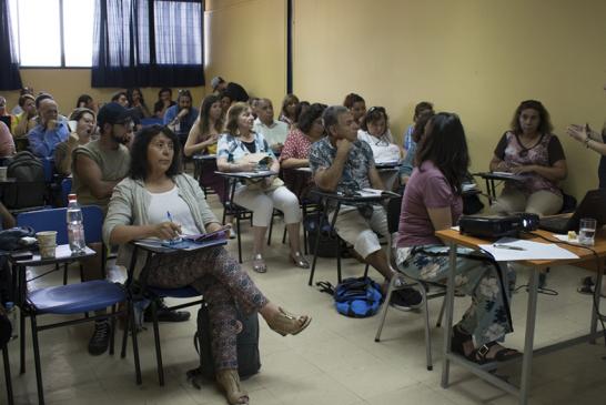 Con gran interés del profesorado se desarrolló primera jornada de la Escuela de Verano 2020