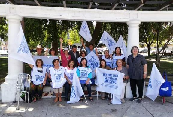 Lucha por la reparación a la Deuda Histórica se expresa en Talagante