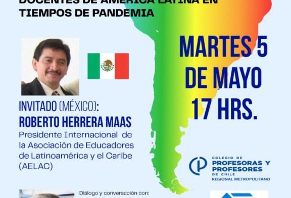 """Exitoso inicio de """"Junt@s en Cuarentena"""" con invitado de México"""