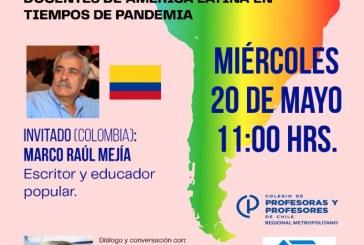 """Colombia es el nuevo país que recibirá el programa """"Juntos en Cuarentena"""""""